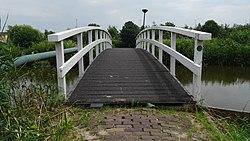 2e Marie Overeijnderwegbrug - Hillegersberg-Schiebroek - Terbregge - View of the bridge from the west.jpg