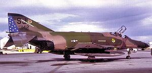 334th Fighter Squadron - Image: 334th Tactical Fighter Squadron Mc Donnell Douglas F 4E 51 MC Phantom 72 0142