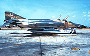 34th Tactical Fighter Squadron - McDonnell F-4E-32-MC Phantom - 68-0313