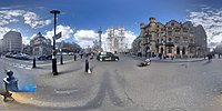 link=https://panoviewer.toolforge.org/#360 panoramic view of Westminster Abbey, London, UK.jpg