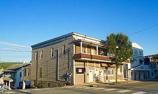 Forest City, Pennsylvania Borough in Pennsylvania, United States