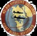 43d Air Refueling Squadron - KB-29 - SAC - Emblem.png