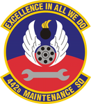 442 Maintenance Sq emblem.png