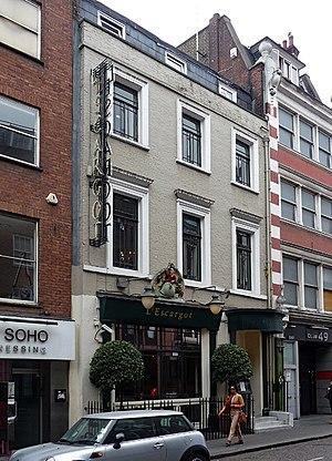 London Soho Travel Guide At Wikivoyage