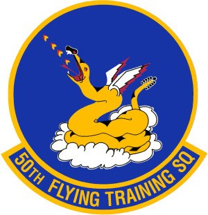 50th Flying Training Squadron - Image: 50th Flying Training Squadron