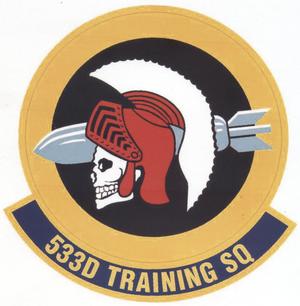 533d Training Squadron - Image: 533d Training Squadron