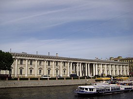 603. St. Petersburg. Fontanka Embankment, 31.jpg