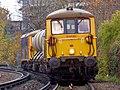 73109 and 73 number 212 Tonbridge West Yard to Eastleigh Works 3Y68 (37842731824).jpg