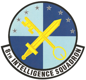 8th Intelligence Squadron - Image: 8th Intelligence Squadron