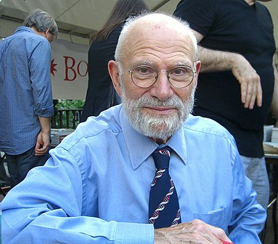 Picture of an author: Oliver Sacks
