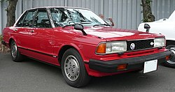 Nissan Bluebird SSS (Japan-spec)