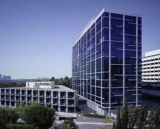 9200 Sunset building in California, United States