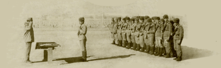 Awards ceremony for the 9th Company 9thCompanyAwarded.png