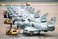 A-4F Skyyhawks of VF-43 at NAS Oceana 1993.JPEG