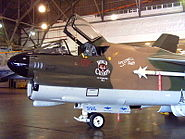 A-7D at Wings over Rockies Museum 2007