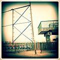 A-POIS Giuditta Nelli - Senegal 2012 - Dakar, Shot on the move Bridge.JPG