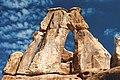 A132, Canyonlands National Park, Utah, USA, Druid Arch, 2004.jpg