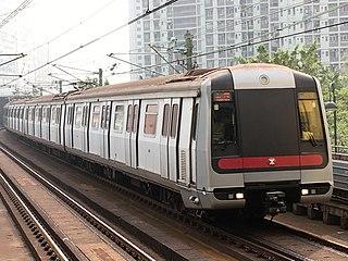 Tsuen Wan line Hong Kong railway line