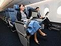 A350- Interior - Main Cabin (36828144213).jpg