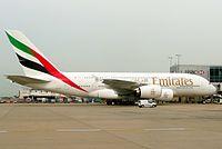 A6-EUA - A388 - Emirates