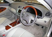 toyota camry xv40 wikipedia. Black Bedroom Furniture Sets. Home Design Ideas