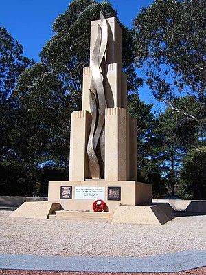 Rats of Tobruk Memorial - Image: AS Rats 1