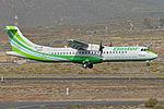 ATR72-212A 'EC-LGF' Binter Canarias (24463873710).jpg