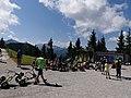AUT — Steiermark – Bezirk Liezen — Gemeinde Schladming — Hochwurzen (Abfahrtsstelle Mountain Gokart) 2020.JPG