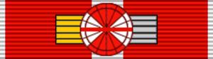Volker Wieker - Image: AUT Honour for Services to the Republic of Austria 5th Class BAR
