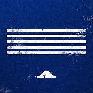 <i>A</i> (Big Bang single album) 2015 single album by Big Bang