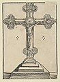 A Silver-Gilt Cross with Christ Crucified, from the Wittenberg Reliquaries MET DP842073.jpg