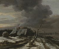 A Winter Landscape with a View of the River Amstel and Amsterdam in the Distance by Jacob van Ruisdael.jpg