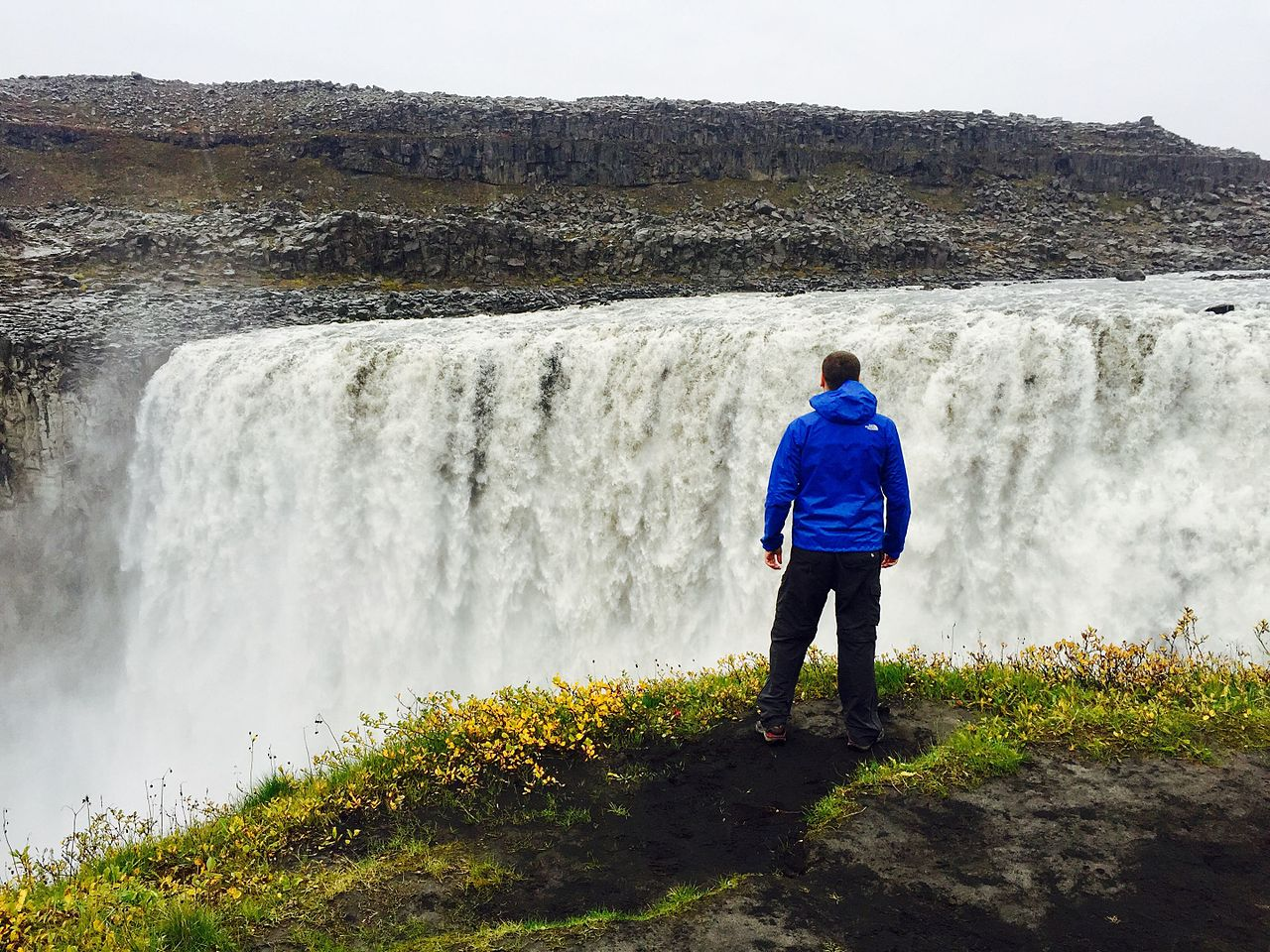 Dettifoss, waterfalls
