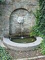Aachen, Stadtgarten, Brunnen vor NAK.jpg
