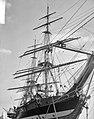 Aankomst Italiaans marinezeilopleidingsschip in Amsterdam, Bestanddeelnr 910-6923.jpg