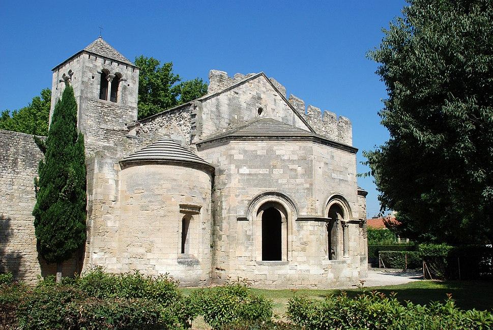 Abbaye Saint-Ruf d'Avignon 01