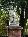 Abbaye de Chaalis - Orangerie statue ext.JPG