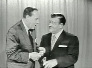 Abbott and Costello - Abbott and Costello on NBC's This Is Your Life November 21, 1956