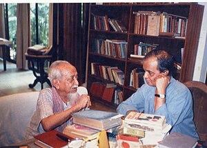 Abdur Razzaq (professor) - Razzaq and Ahmed Sofa