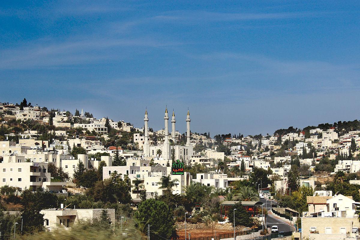 Abu Ghosh - Wikipedia