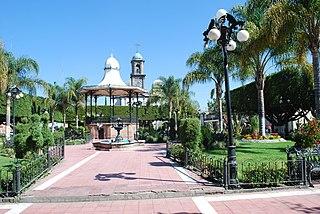 Place in Guanajuato, Mexico
