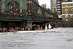 Accompanying boats during the Boat Race in spring 2013 (4).JPG