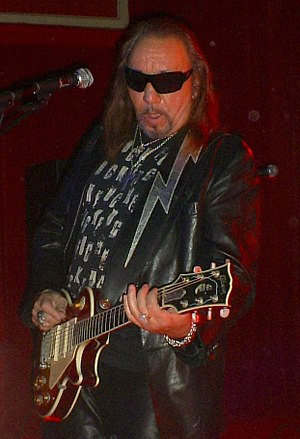 Ace Frehley - Frehley in 2011