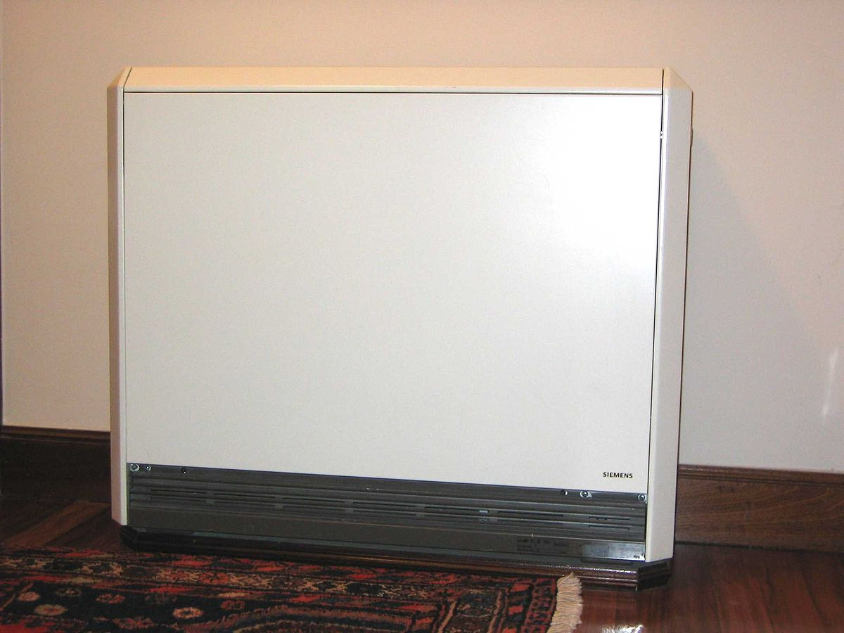 Storage Heater Wikipedia