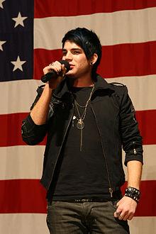Adam Lambert, 2009.JPG