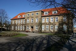 Aabyhøj Administrationsbygning (1937), former municipal administrative building in Aabyhøj