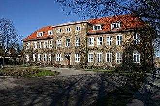 Aabyhøj - Image: Administrationsbygni ngen i Åbyhøj