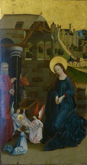 Adoration (The Nativity)