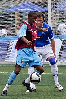 Anthony Edgar English footballer