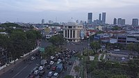 Aerial of Central Surabaya, early 2018.jpg
